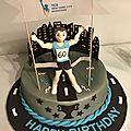 Gâteau Marathon