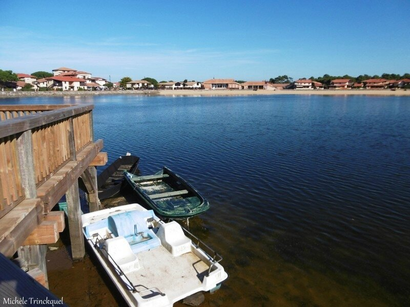 Lac de Vieux Boucau 311017