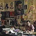 Magnifique portrait: ghassan kanafani, anticolonialiste, écrivain et journaliste