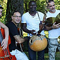 Le groupe benkadi jazz viendra jouer pour «carrément fortissimo» pour la fête de la musique.