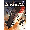 Zeppelin's war.1. les raiders de la nuit de nolane et villagrasa