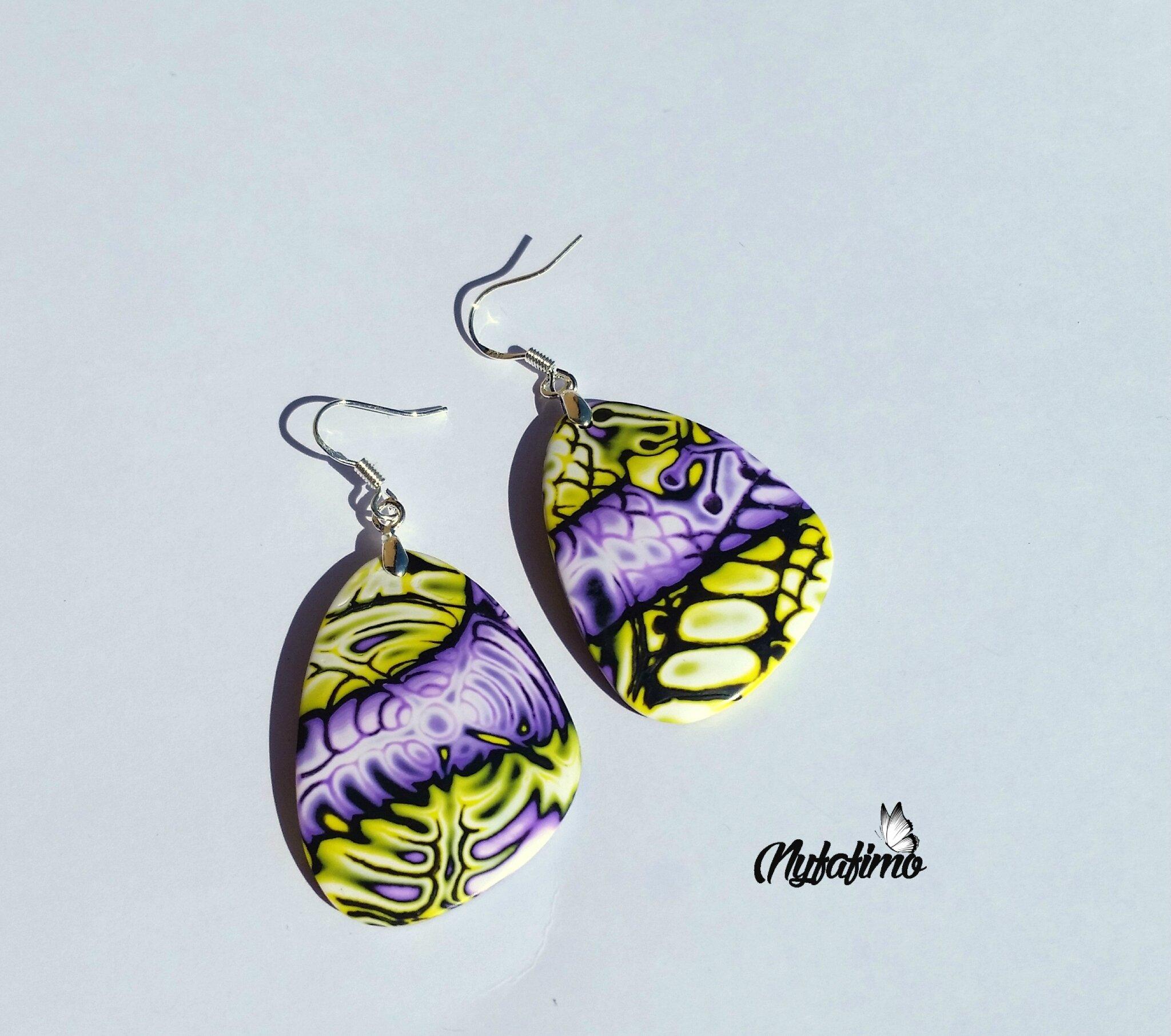 HM violet jaune
