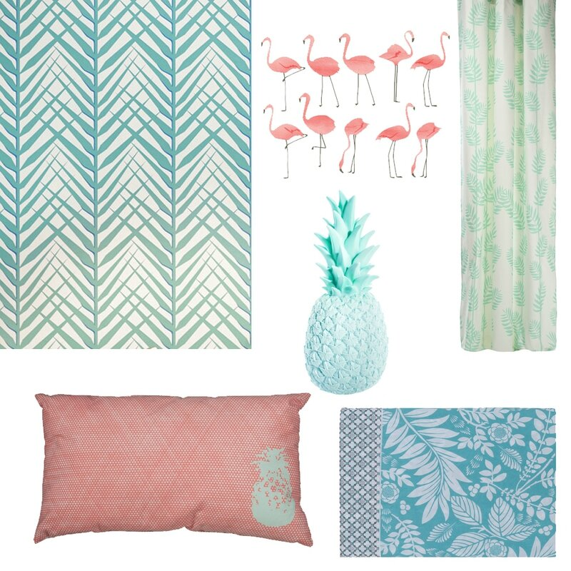 decoration-tropical-pastel