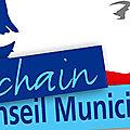 Prochain conseil municipal : lundi 22 juin.