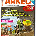 Arkéo junior- cro magnon