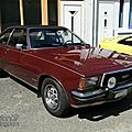 Opel commodore b gs/e coupe 1972-1977