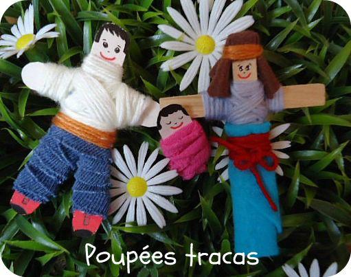 poupées tracas