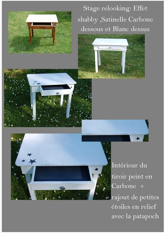TABLE DE POUPEE PAR LAURENCE B 16 05 2014