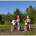Promenade à vélo - bike ride