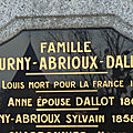 dallot louis (briantes) + 12/01/1919 nancy (54)