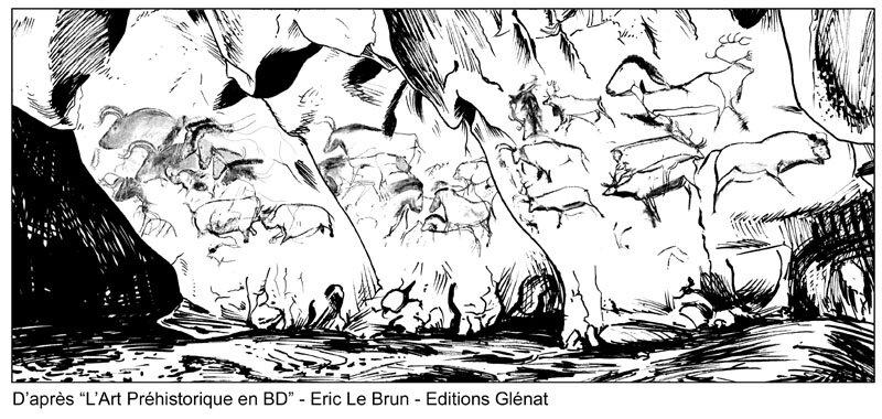Fac simile Grotte Chauvet