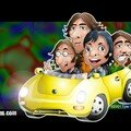 Caricatures groupes de rock