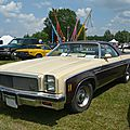 CHEVROLET el Camino Classic 2door pick-up 1976 Madine (1)
