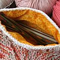 Crochets, sunburst, couleurs