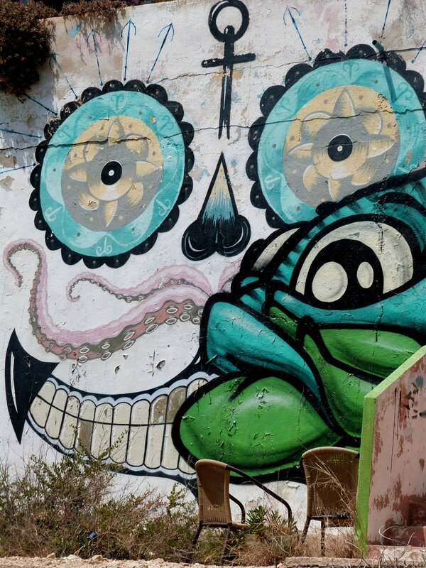 Ibiza street art 3