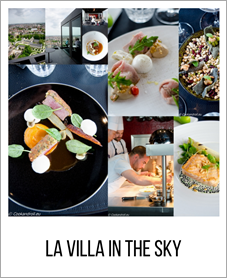 La Villa in thesky
