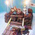 gâteau des chevaliers