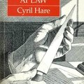 Tragedy at law, cyril hare