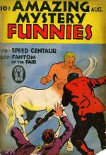 Speed Centaur vintage