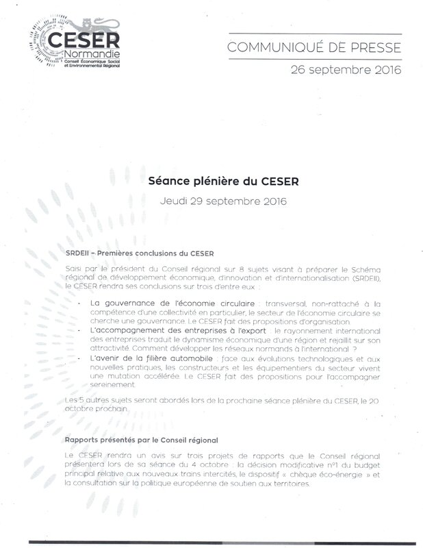 Ceser convocation inutile 1
