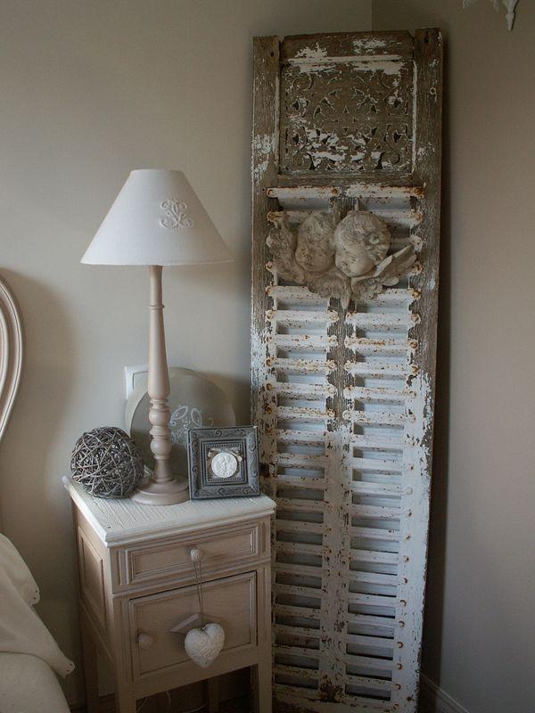 vieux volets la suite buis et hortensias. Black Bedroom Furniture Sets. Home Design Ideas