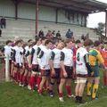 Saison 2009 - 2010, samedi 5 déc., nos Cadets battent le Bouscat