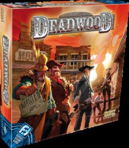 boutique jeux de société - pontivy - morbihan - ludis factory - deadwood