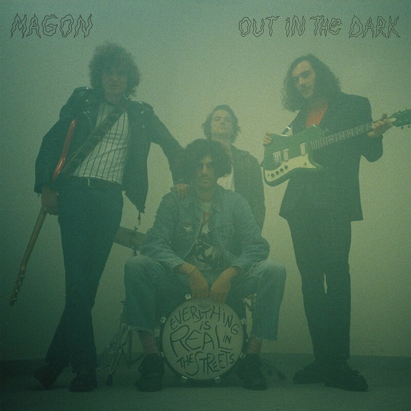 Magon - Out In The Dark