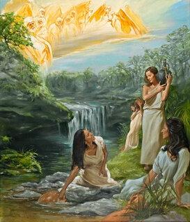 Néphilims-Les Anges regardent les filles des humains