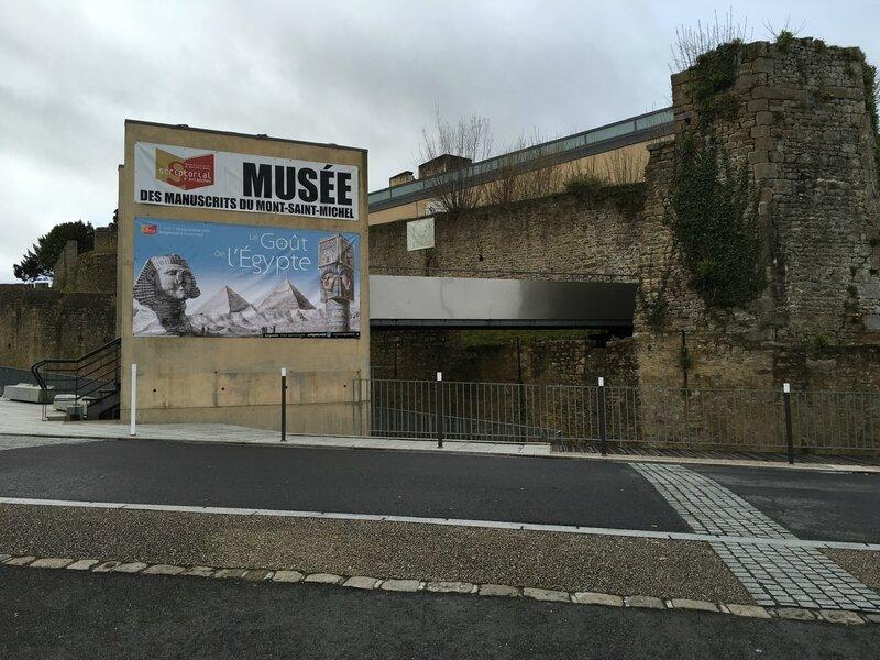 Scriptorial Avranches musée manuscrits Mont-Saint-Michel JEMA 2016 Les Journées Européennes des Métiers d'Art
