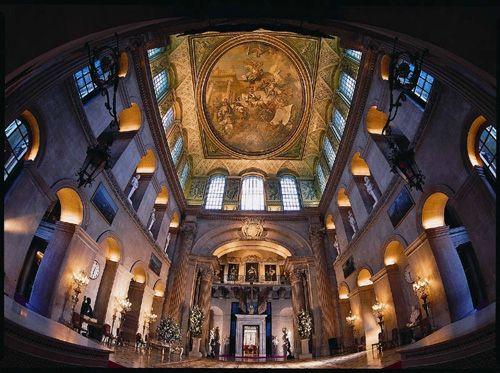 Great-Hall--Blenheim-Palace