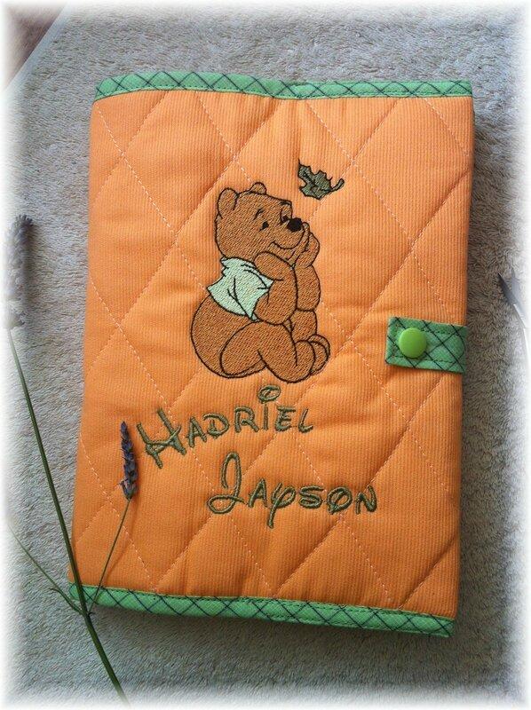 Protège carnet Jayson
