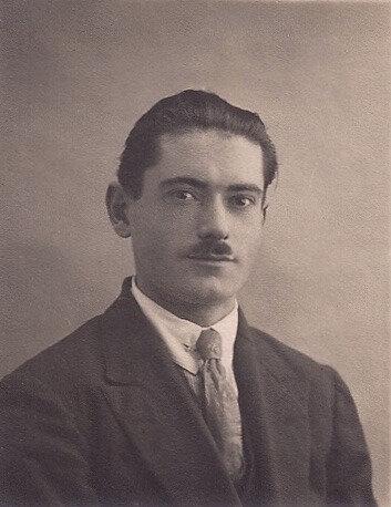 René Renard, 1924