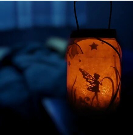 Lanterne des fées
