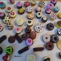 Fimo Cup Cakes
