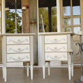 Relooking de mobilier et peinture décorative*