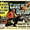 La caverne des hors-la-loi. william castle