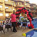 Animation des anniversaires pour enfants a marrakech