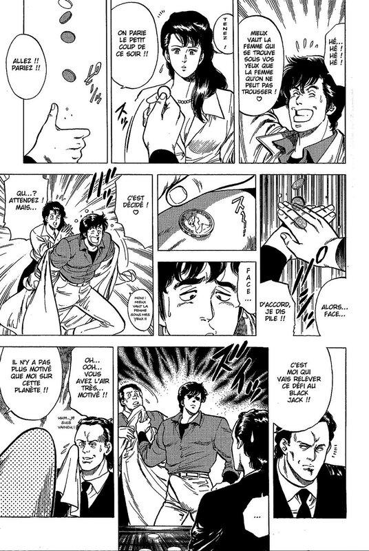 Canalblog Japon Manga City Hunter Erections Best Of Tome05 35