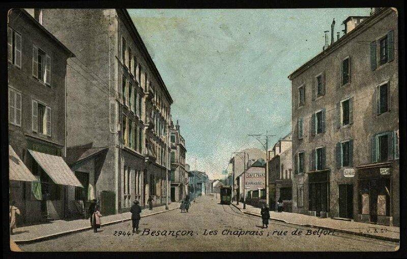 rue de belfort couleurs