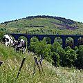 L'ancienne ligne de chemin de fer de Langogne au Puy en Velay