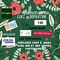Mega concours couture sur mon instagram a partir du 17 decembre