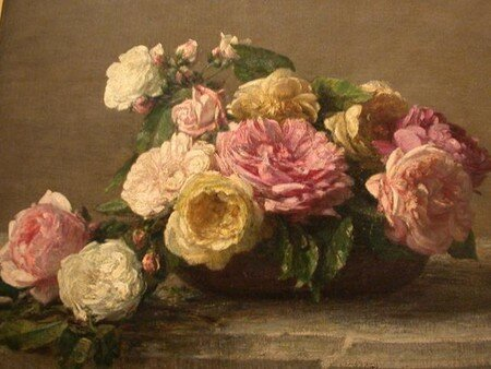 peinture_roses_anciennes