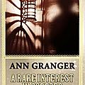 A rare interest in corpses, d'ann granger