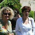 Ma soeur Fabienne et Annie la femme de Christian