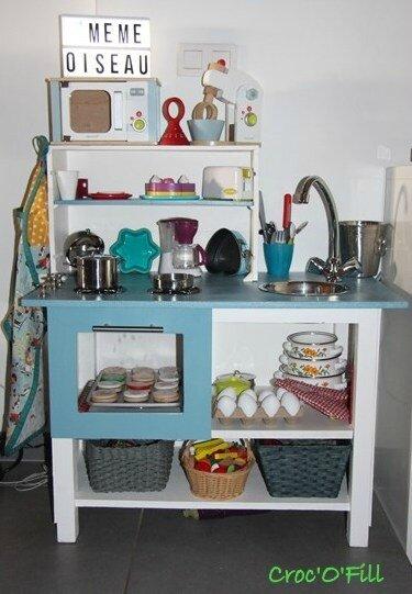 Une cuisine pour mon Louloup #3