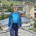 Mestia 007, Svanétie