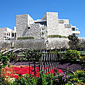 Getty center - los angeles - etats-unis