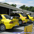 2008:Rallye Terre de Langres (assistance du vendredi)