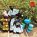 Participation libre aux escales africaines d'epernay.